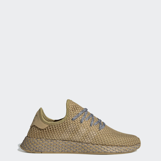 adidas deerupt runner raw sand