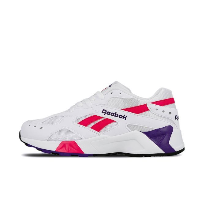 Reebok Aztrek ' White & Red'