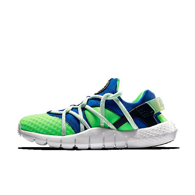 Nike Huarache Nm Poison Green/White-Royal