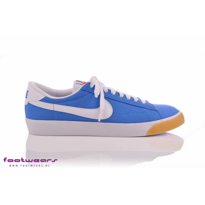 Nike Tennis Classic Blue/white-gm Yellow-blk