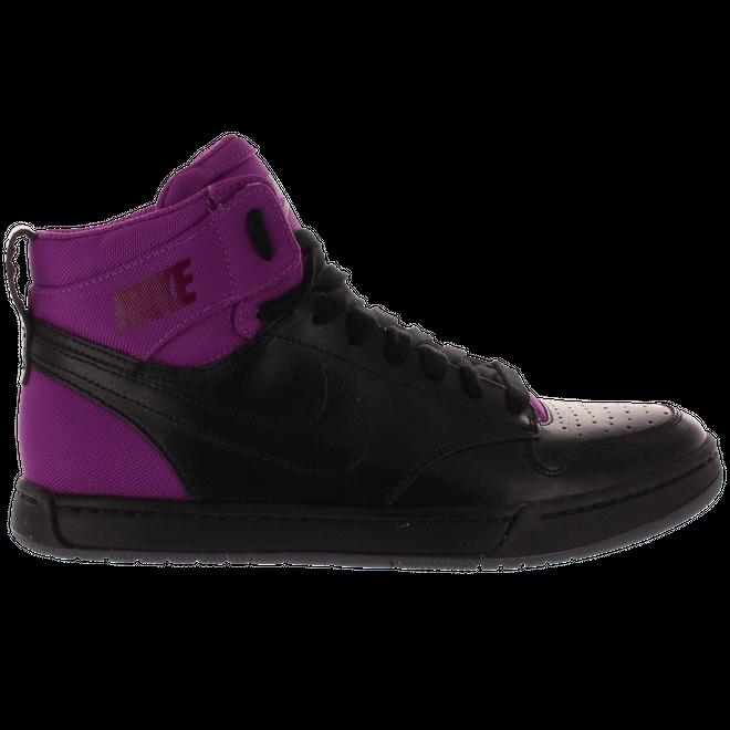 Wmns Nike Air Royalty Hi Black/Black-Bold Berry