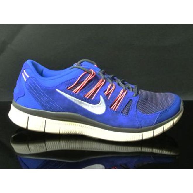 Nike Free 5.0 Bl Ribbon/smmt Wht-prz Bl-bch