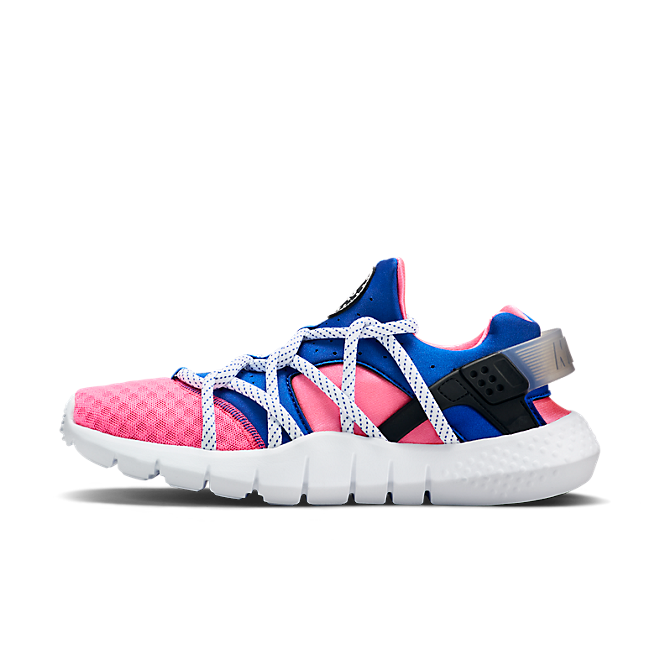 Nike Huarache Nm Pink Pow/Black-Game Royal