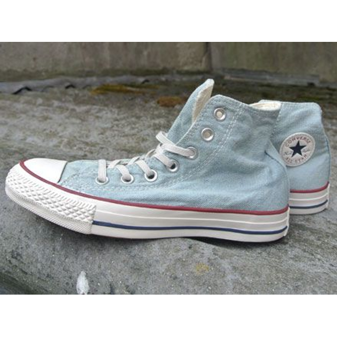 converse washed denim