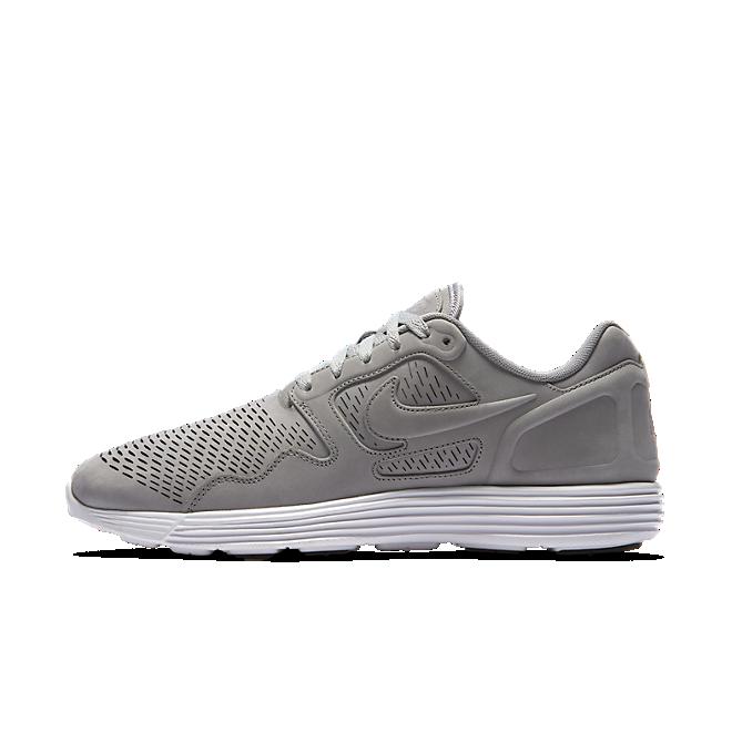 Nike Lunar Flow Lsr Prm Medium Grey/Medium Grey-White