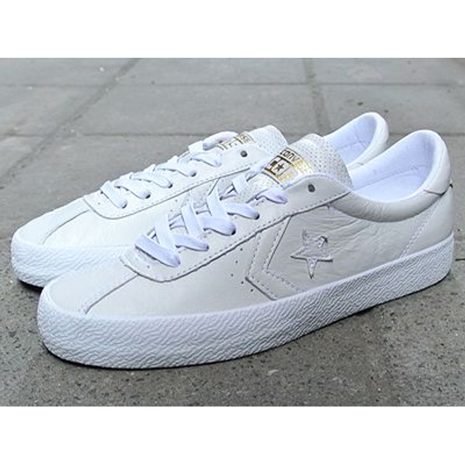 Converse All Stars Break Point Ox White Sneaker