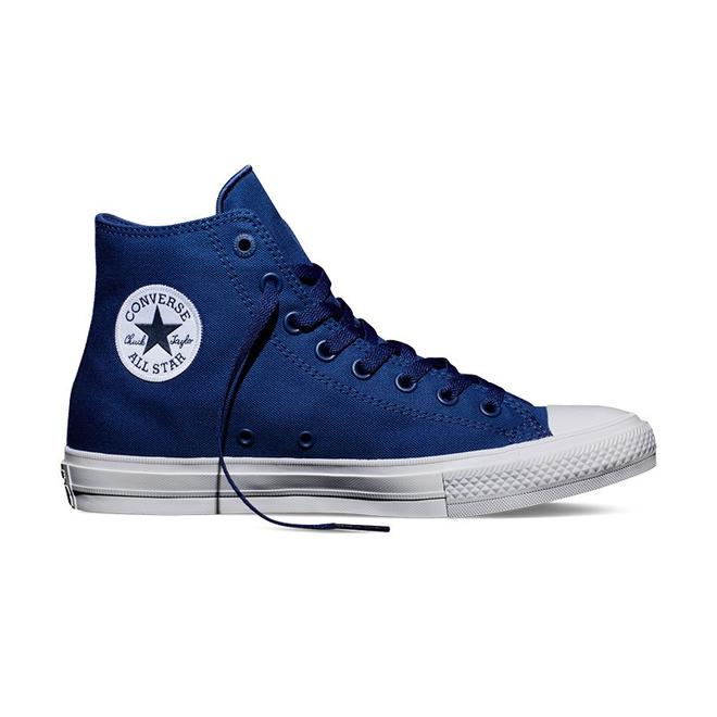 Converse Chuck Taylor All Star II High Sodalite Blue