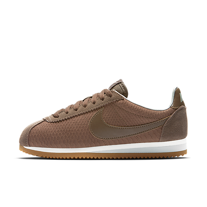Nike Wmns Classic Cortez Leather Premium Palomino/palomino-light Bone-sail