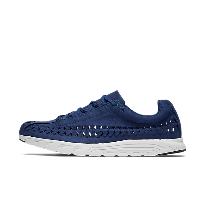 Nike Mayfly Woven Coastal Blue/black-off White