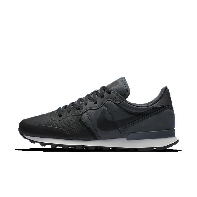 Nike Internationalist Premium Se Black/black-anthracite-anthracite