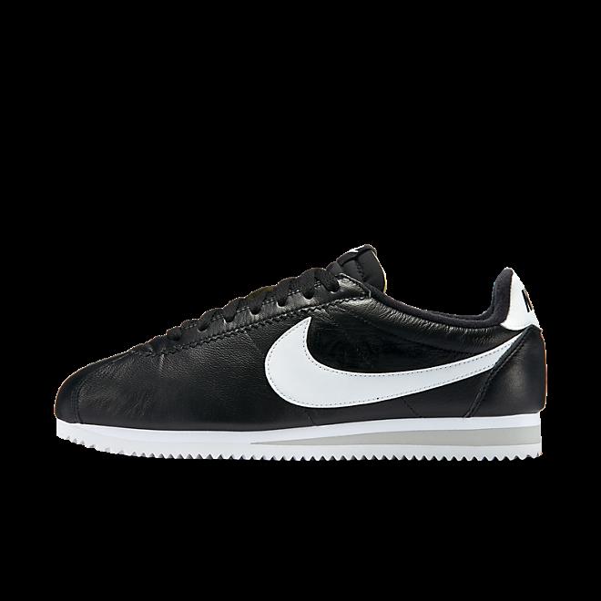 Nike Classic Cortez Premium Black/white-neutral Grey 807480-010