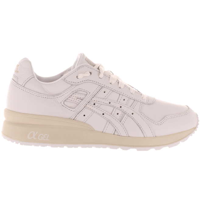 Asics GT-II Leather White/White