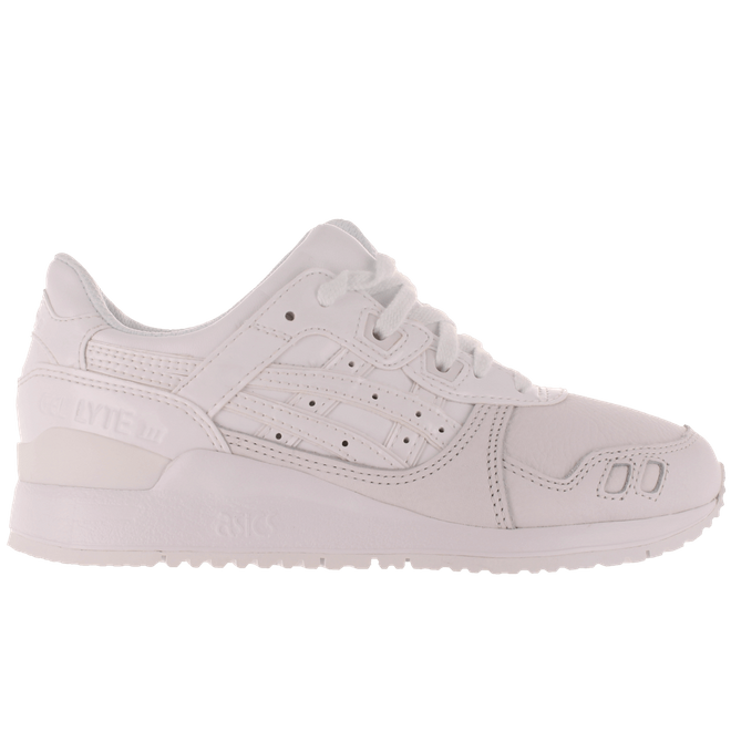 Asics Gel-Lyte III Patent Pack All White White/White