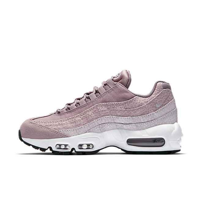 lowest price 8aff1 e5749 Nike Air Max 95 Premium Purple Smoke/summit White-light Violet | 807443-502