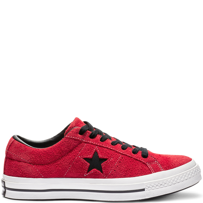 One Star Dark Star Vintage Suede Low Top 163246C