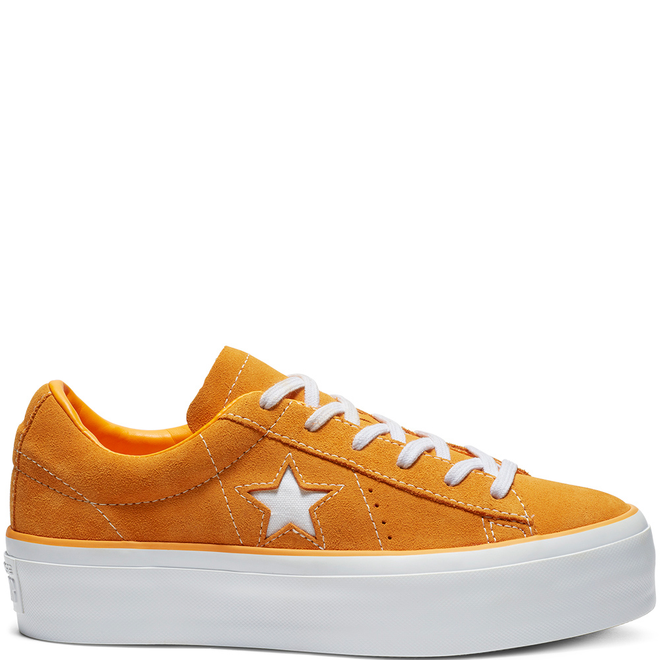 One Star Platform Low Top 563487C