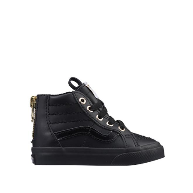 Sk8-hi zip mte black/black