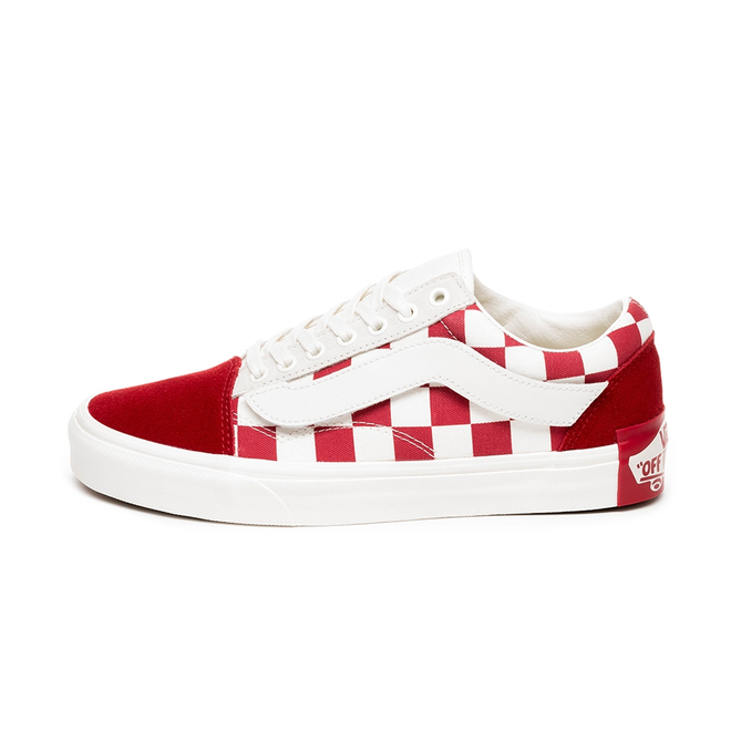 Vans Vault x Purlicue OG Old Skool LX *Year Of The Pig* (Racing Red /