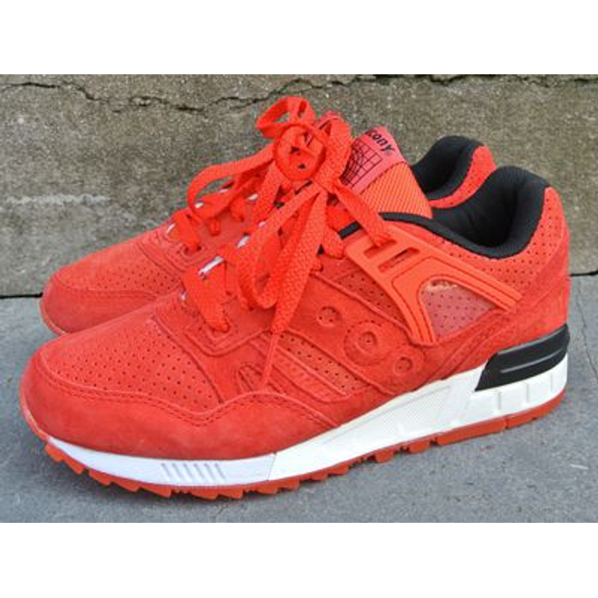Saucony Grid SD No Chill Pack Red