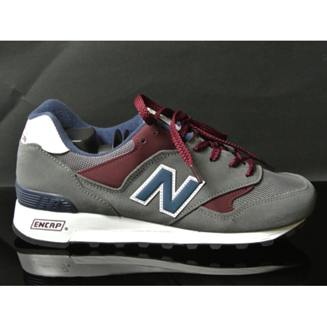 new balance grey blue red