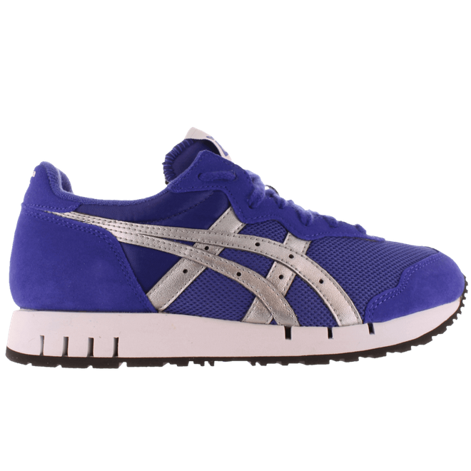 Onitsuka Tiger Men's X-Caliber Lace-Up Fashion Sneaker, Blue/Silver