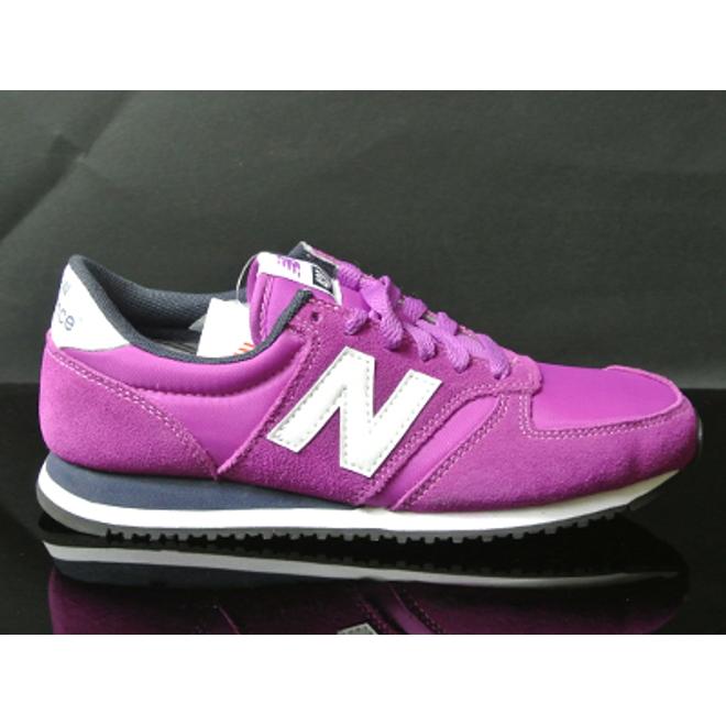 New Balance U420 Purple/black