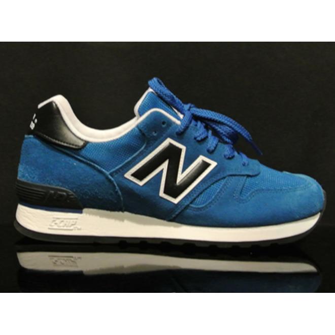 New Balance M670 Cobalt Blue