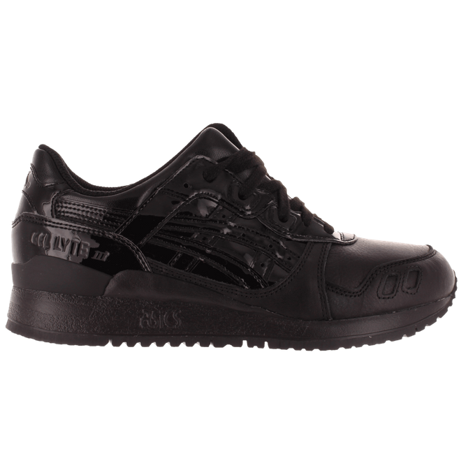 Gel-Lyte III Patent Pack All Black Black/Black