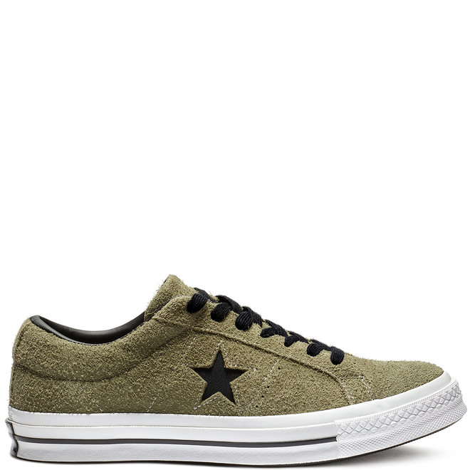 One Star Dark Star Vintage Suede Low Top