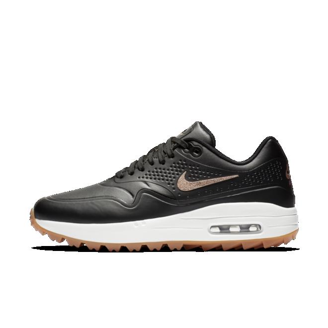 Nike WMNS Air Max 1 Golf 'Black Gold'