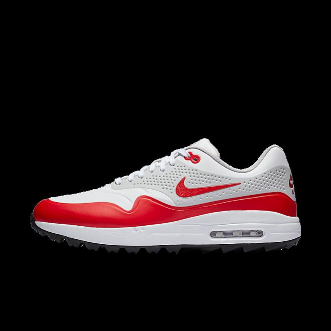 Nike Air Max 1 Golf 'OG Red' zijaanzicht