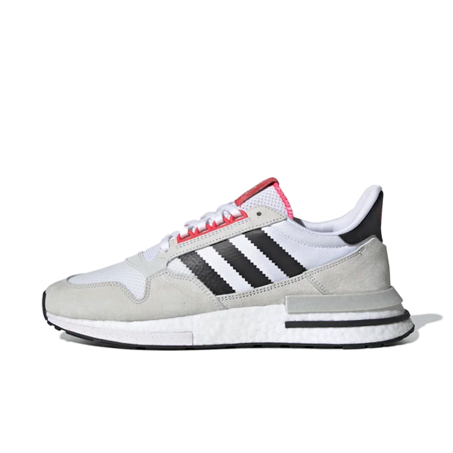 classic fit 5a006 d3944 FOREVER X adidas ZX 500 RM 'White Shock' | G27577