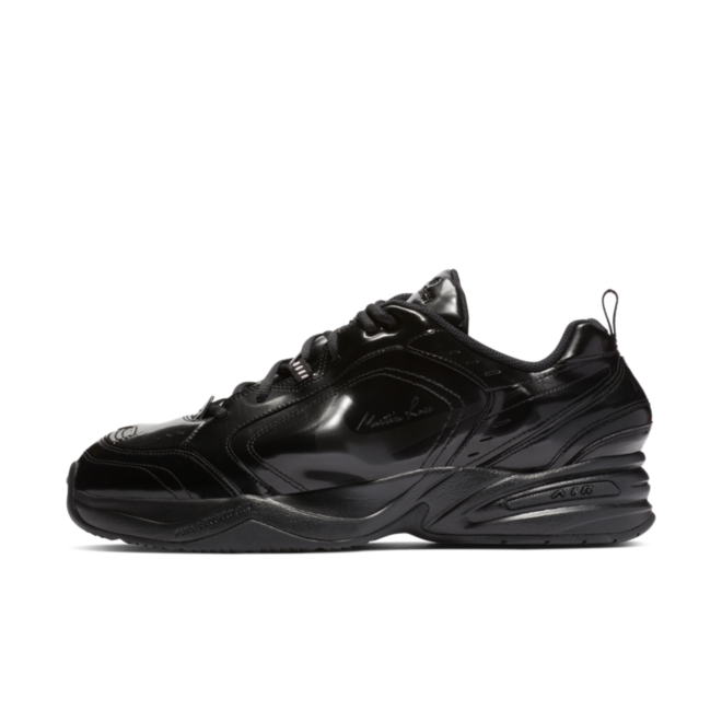 Martine Rose X Nike Air Monarch 'Black'