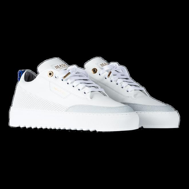 Mason Garments Torino - Leather / Safari - White