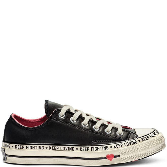 Chuck 70 Love Graphic Low Top