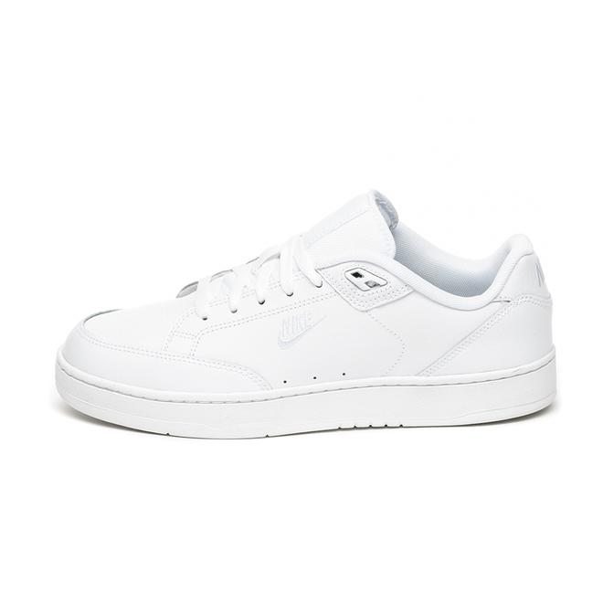 Nike Grandstand II (White / White / White)
