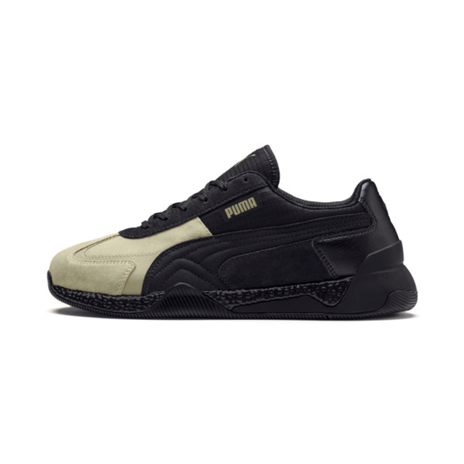 Puma Ferrari Speed Hybrid Ls Mens Sneakers