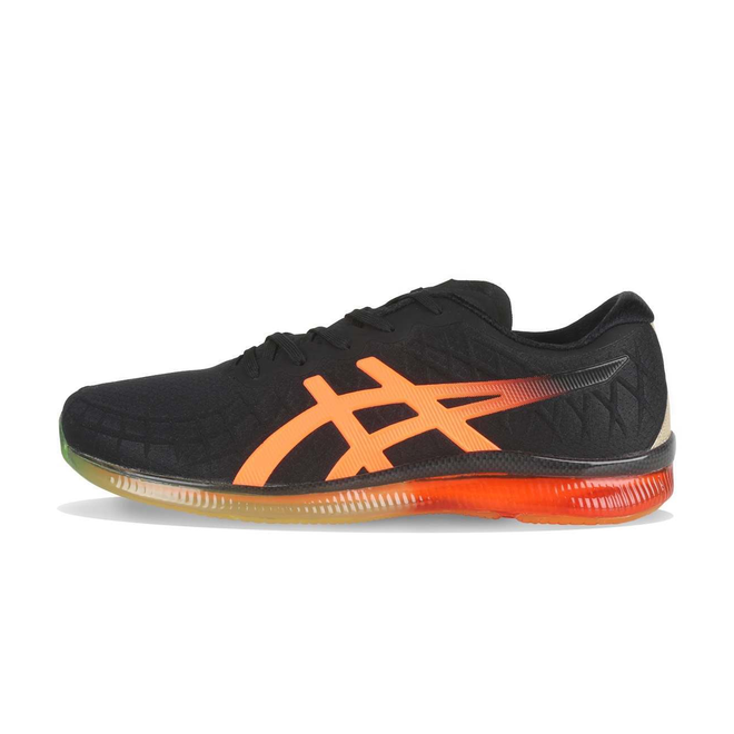 Asics Gel Quantum Infinity Black / Shocking Orange
