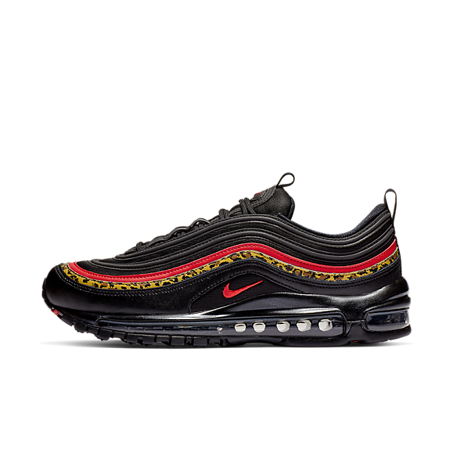 Nike Air Max 97 Womens Animal Pack - Black