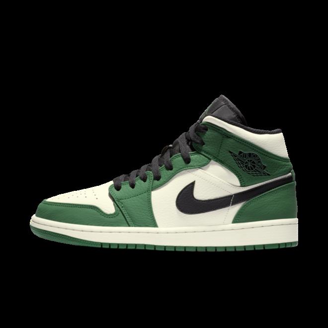 Nike Air Jordan Air Jordan 1 Mid SE - Pine Green