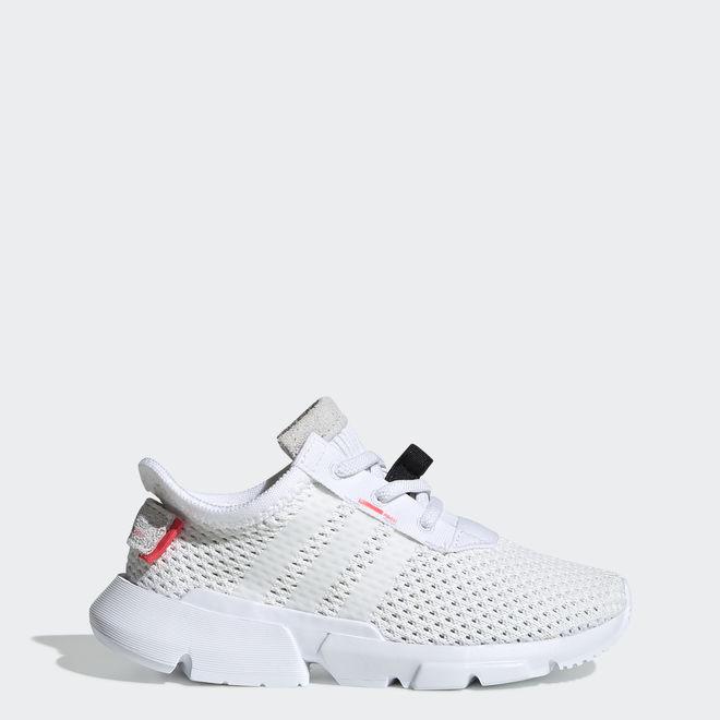 Adidas POD S3.1 Ftwr WhiteFtwr WhiteRed Schuhe