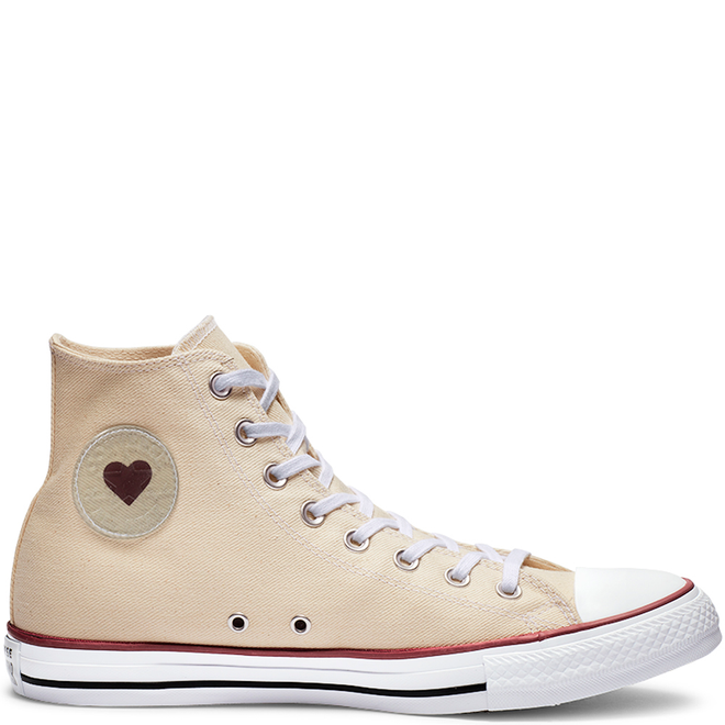 Chuck Taylor All Star Sucker Love Denim High Top | 163304C