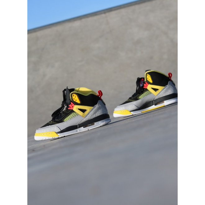 Jordan brand Jordan spizike black/yellow GS 317321-050