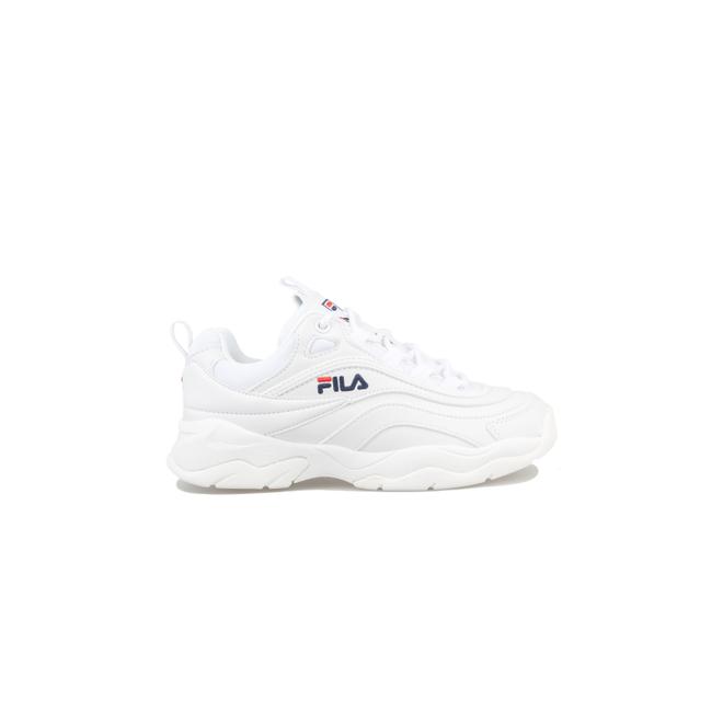 Fila Ray Low WMNS White / White