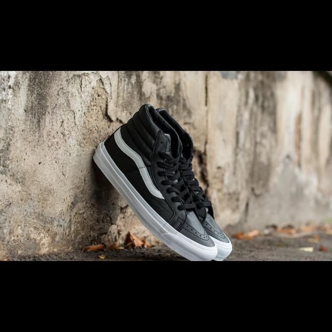 Vans OG Sk8 Hi LX Vault Black | Footshop