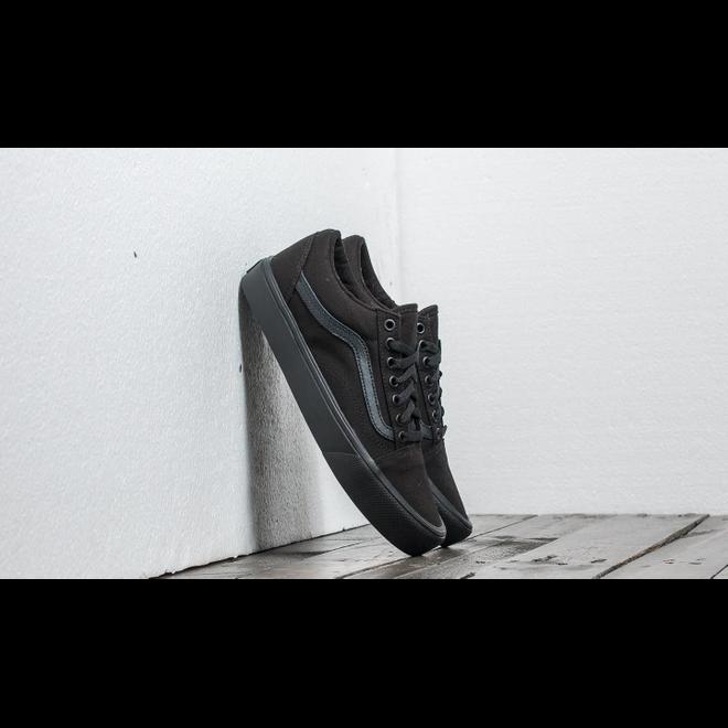 Vans Old Skool Lite (Canvas) Black/ Black