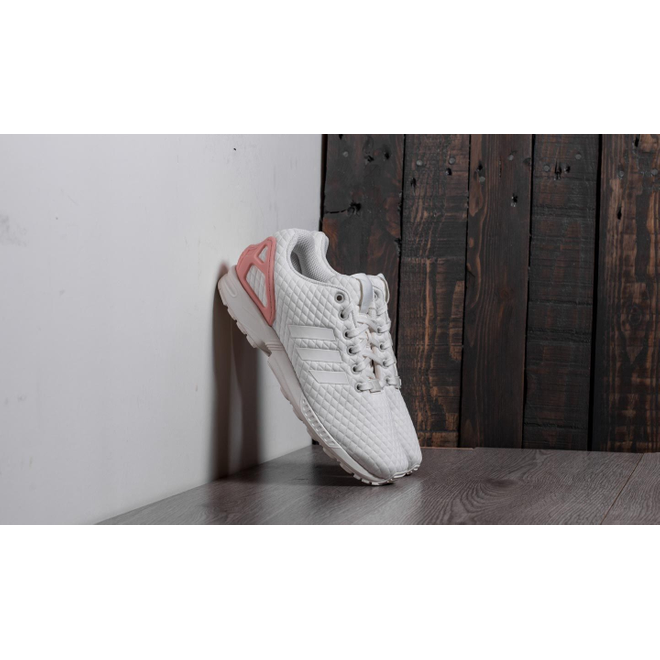 adidas ZX Flux W Off White Off White Trace Pink | BY9214