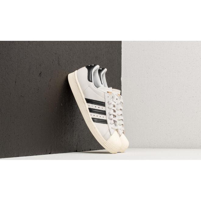adidas superstar 80s w black/ftw white