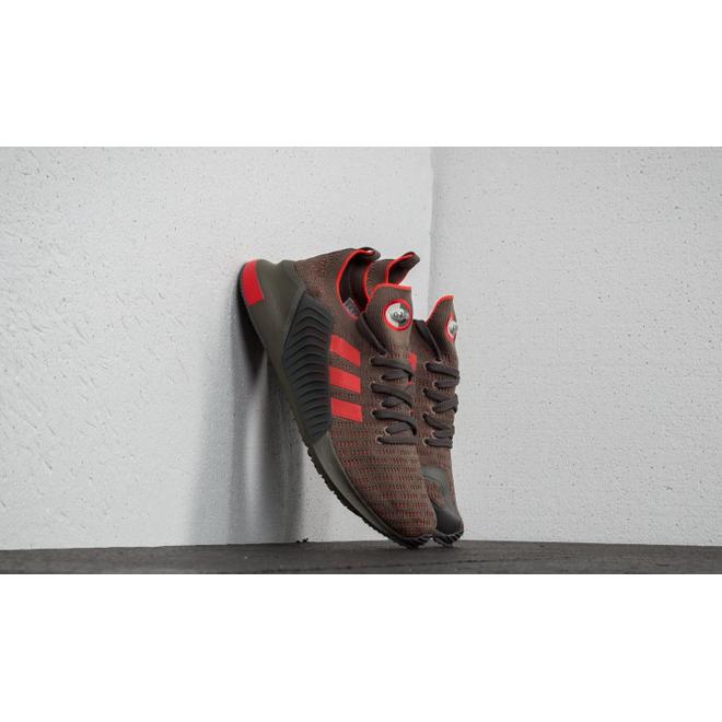 adidas Climacool 02/17 Primeknit Branch/ Red Slide/ Cinder