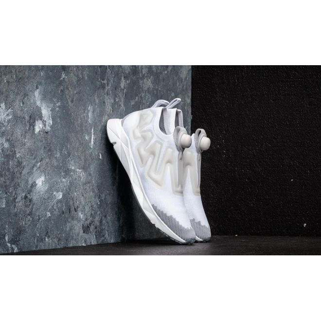 Reebok Pump Supreme ULTK White/ Cloud Grey